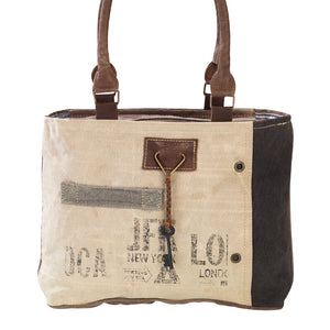JFK Key Small Tote