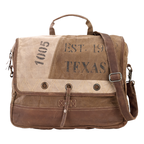 Texas 1962 Messenger Bag