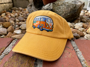 VW Bus Patch Unisex Dad Hat