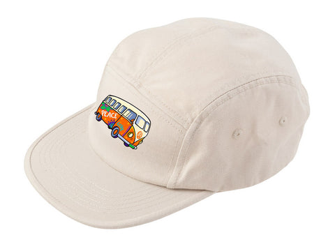 Outdoorsman VW Bus Patch Hat