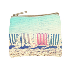 Beach Chair Coin Purse