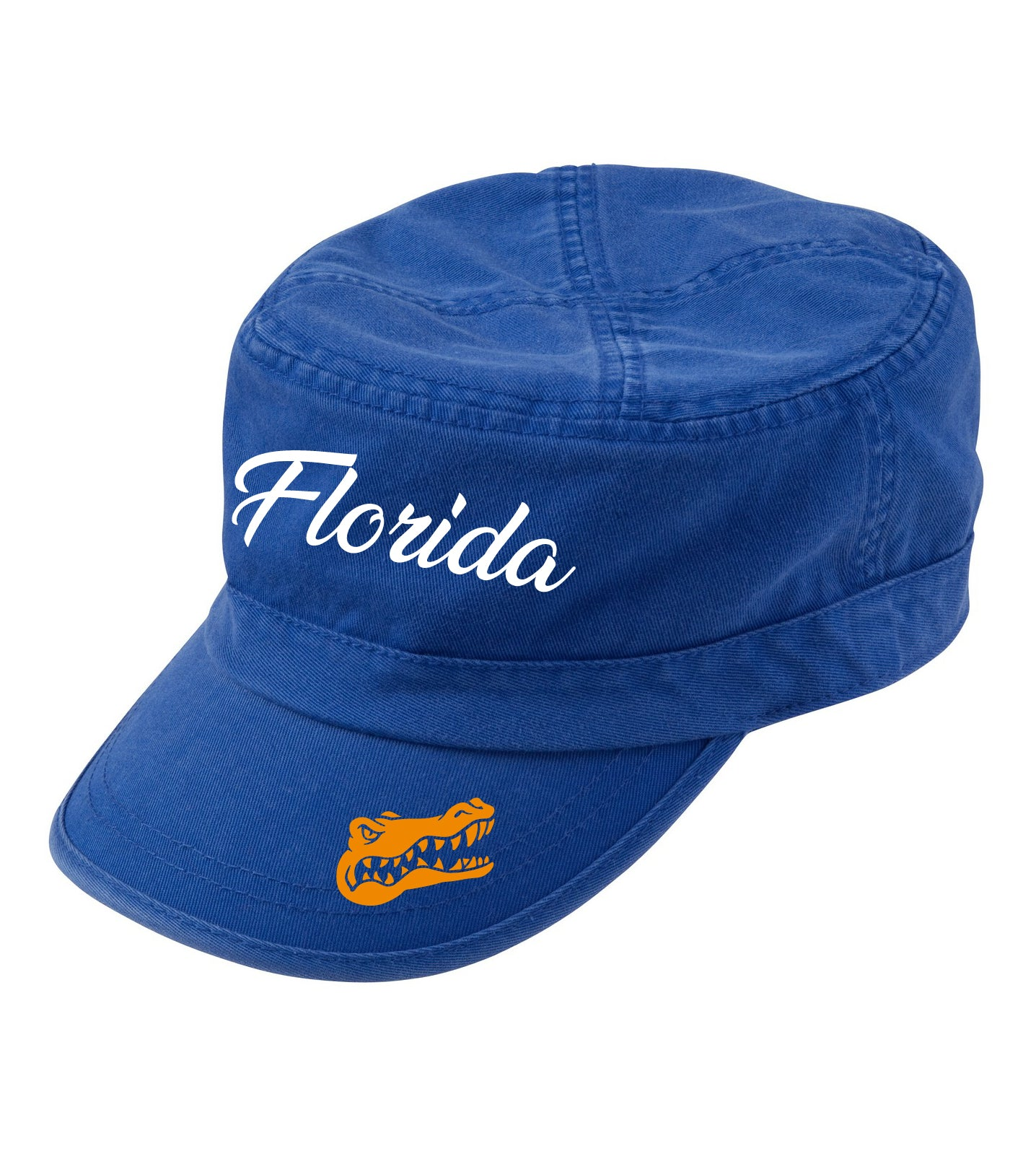 Florida Gator Royal Fidel Cap