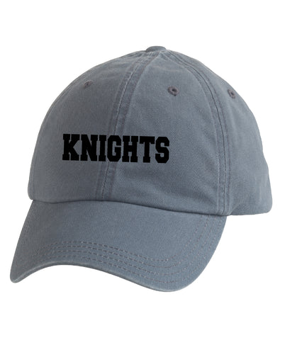Knights UCF Coal Dad Cap