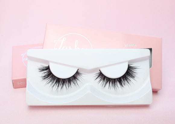 3D Mink Lashes - Whiplash