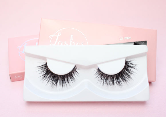3D Mink Lashes - Dauntlesss