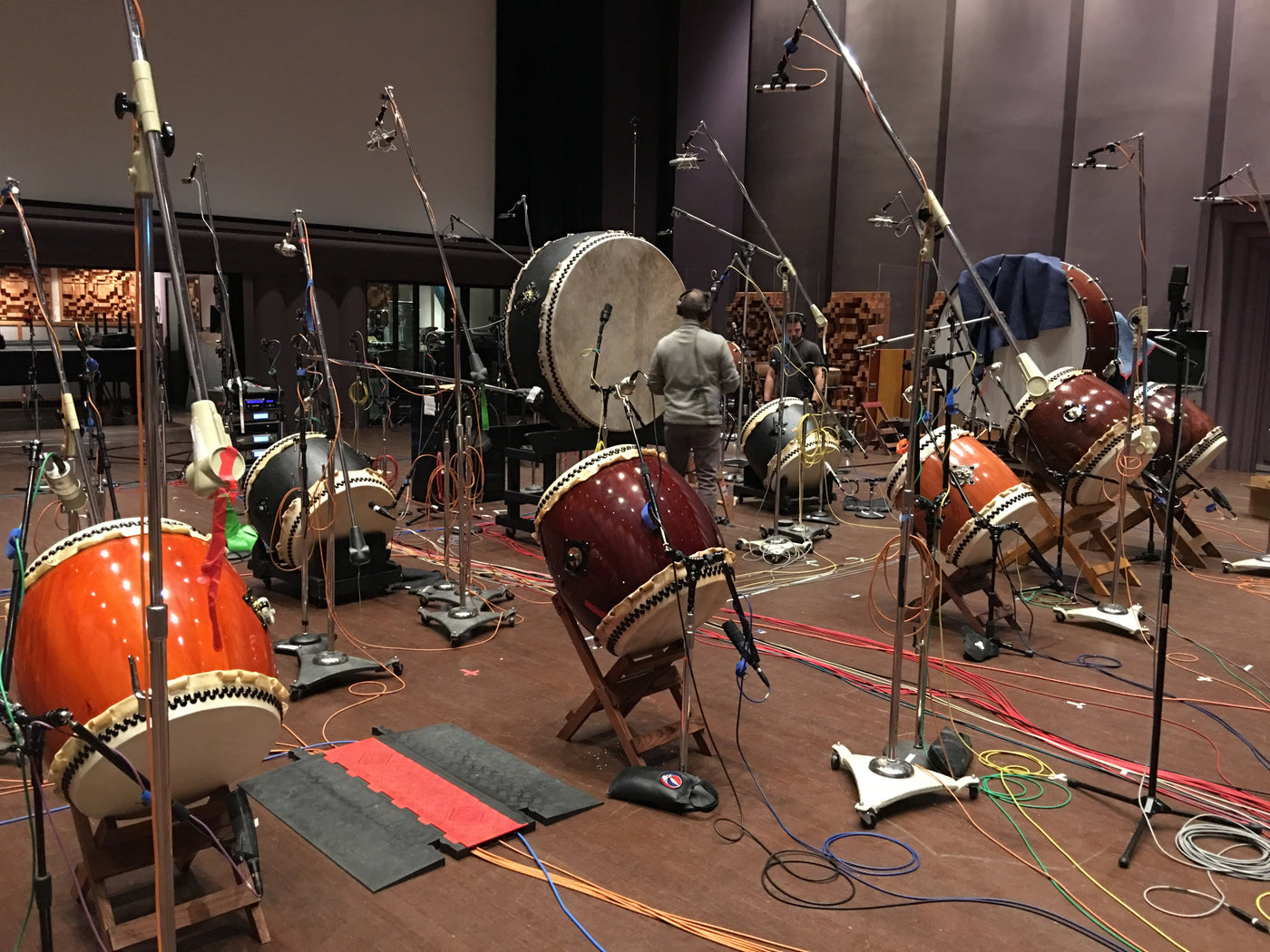 Taiko Drum Rental