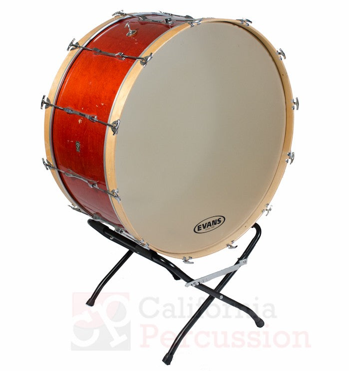 Concert Bass Drum Rental - Ludwig 36 x 16