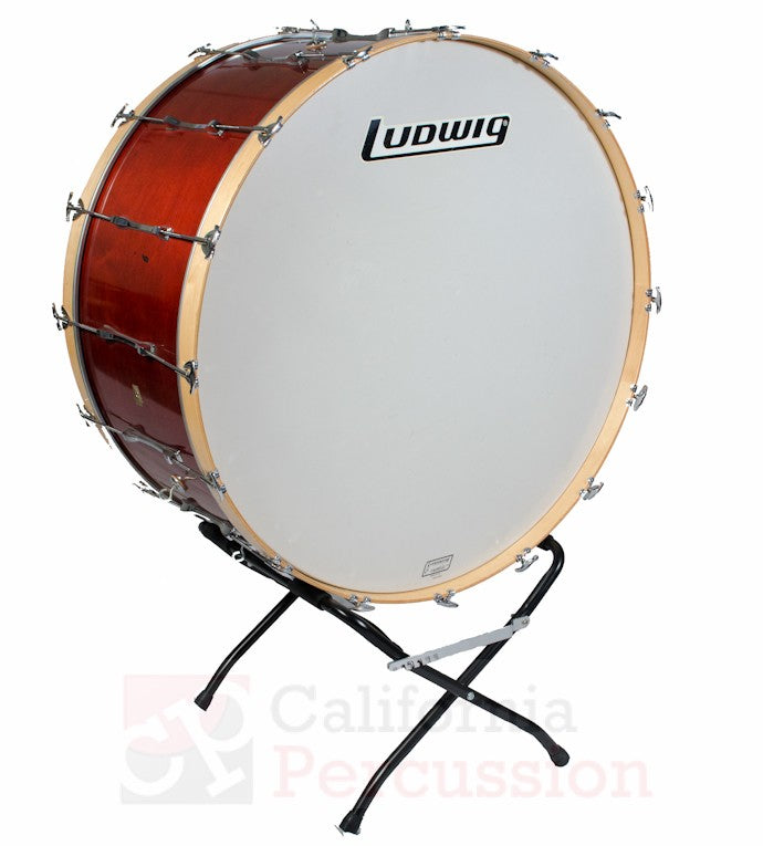 Concert Bass Drum Rental - Ludwig 40 x 18