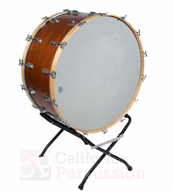 Concert Bass Drum Rental - Rogers 34 x 16