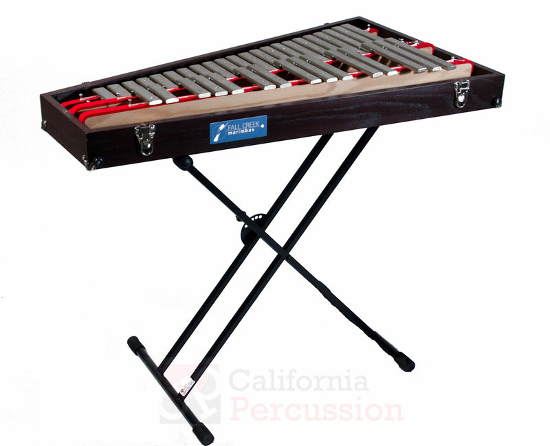 Fall Creek Round Top Glockenspiel - 3.0 octaves F5-F8
