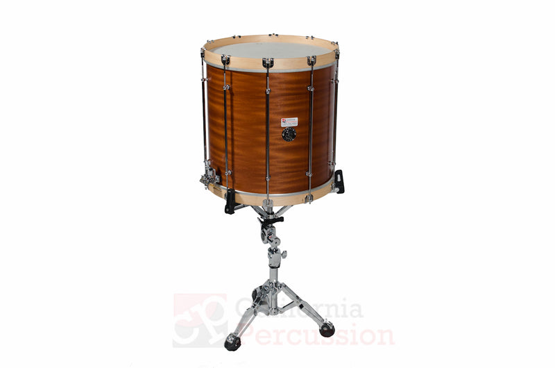 Field Drum Rental - Crockett Tubs 16 x 16 Mahogany