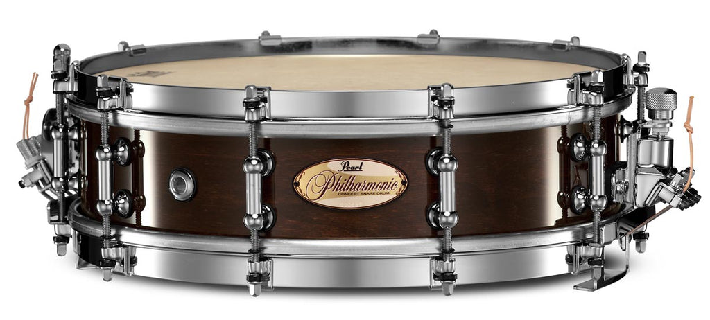 Snare Drum Rental - Pearl Philharmonic 4 x 14 Maple