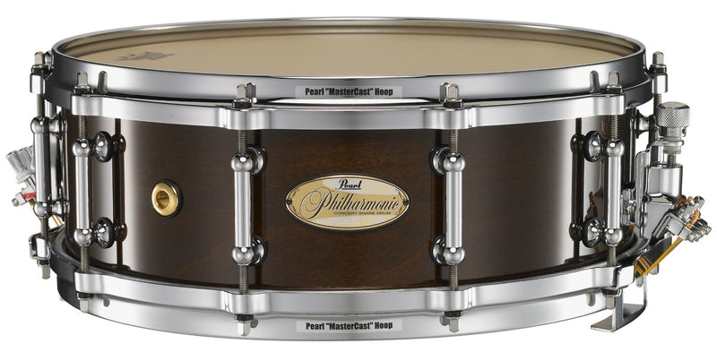 Snare Drum Rental - Pearl Philharmonic 5 x 14 Solid Maple