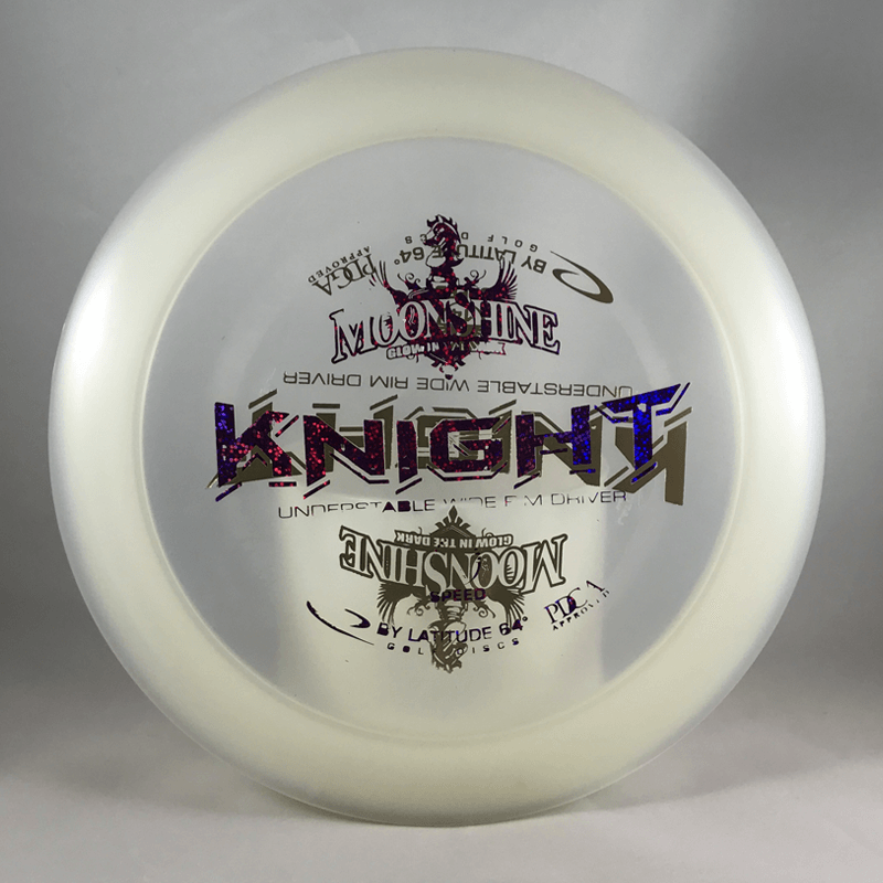 Moonshine Knight - Misprint