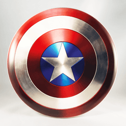 Claymore - Captain America Shield