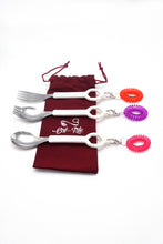 Children's Fork, Spoon & Spork Utensil Set
