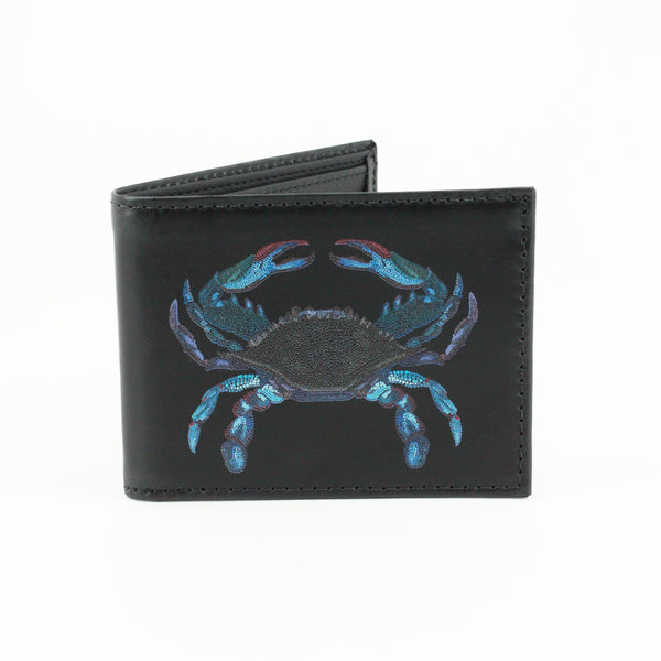 Blue Crab Wallet