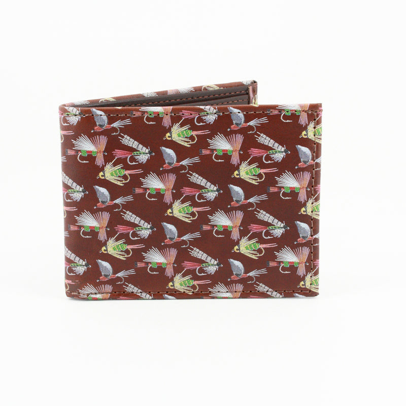 Trout Flies Wallet