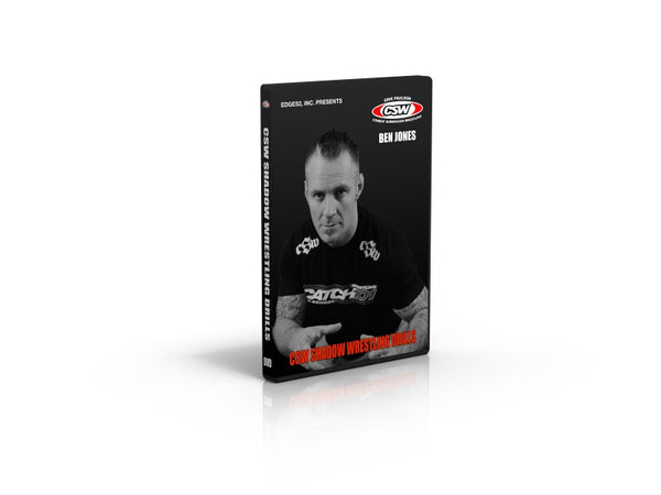DVD - CSW Shadow Wrestling Drills
