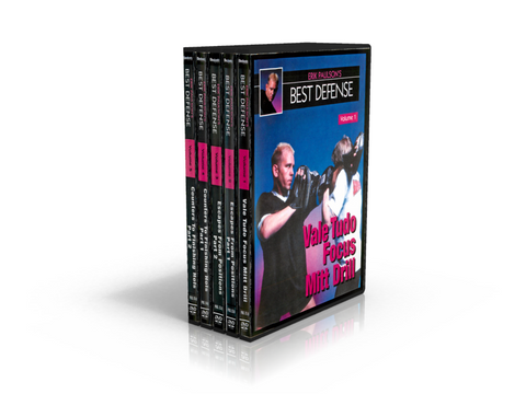 DVD - Best Defense - 5 DVD Set