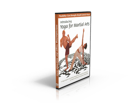 DVD - Stephan Kesting's Yoga For Martial Arts