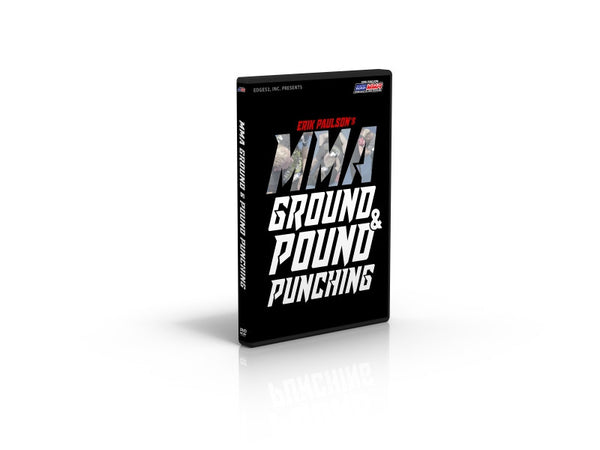 DVD - MMA Ground & Pound Punching