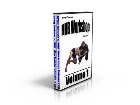 DVD - Greg Nelson's NHB Workshop - 2 DVD Set