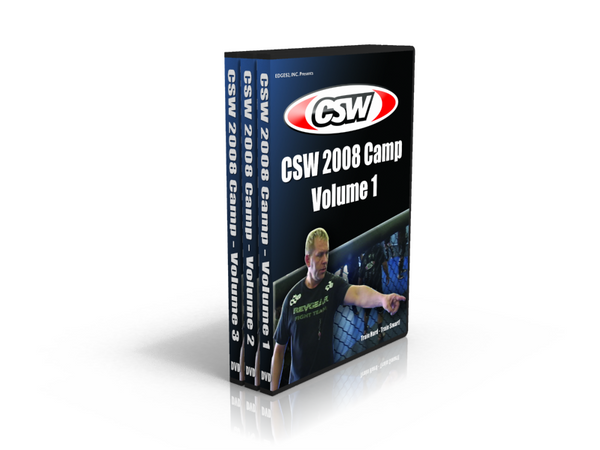 DVD - CSW 2008 Camp - 3 DVD Set
