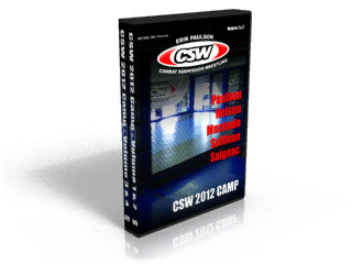 DVD - CSW 2012 Camp - 4 DVD Set