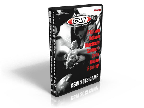 DVD - CSW 2013 Camp - 4 DVD Set