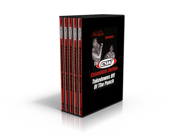 DVD - CSW Essentials - 5 DVD Set