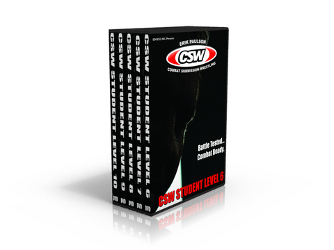 DVD - CSW Student Level 6 - 10