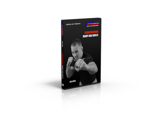 DVD - STXKICKBOXING Heavy Bag Drills