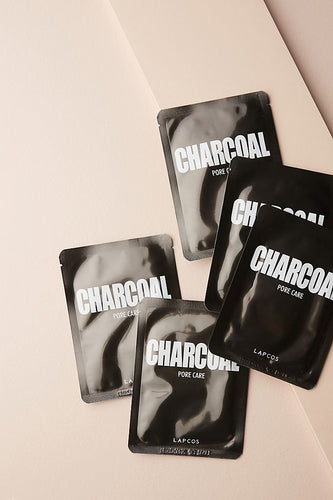 Lapcos Charcoal Pore Care Daily Sheet Mask