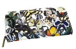 Purse - Butterfly Print