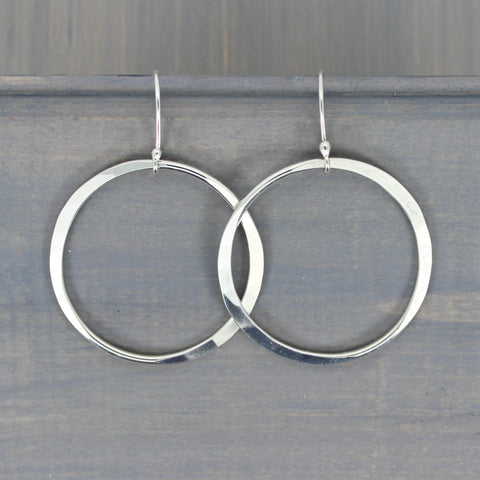 Simple Circlet Earrings