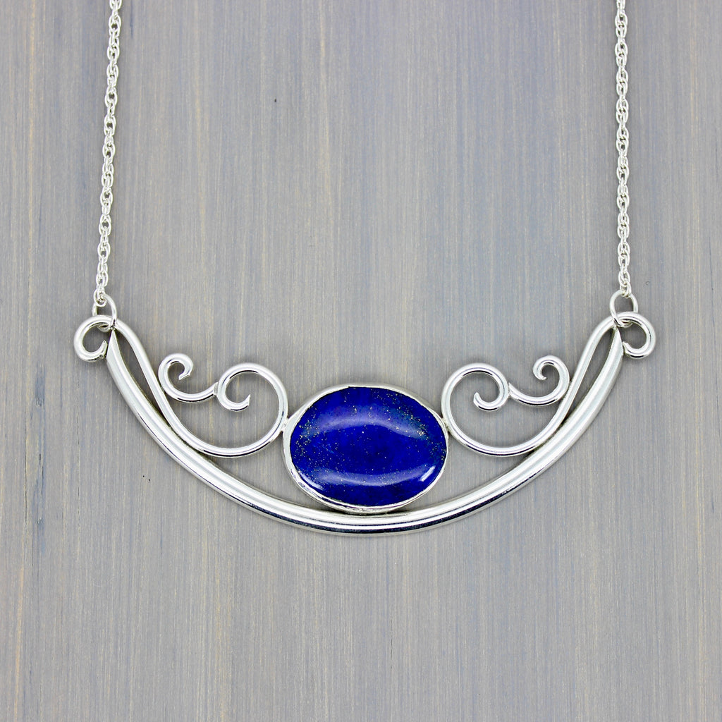 Mistress of Waves Necklace