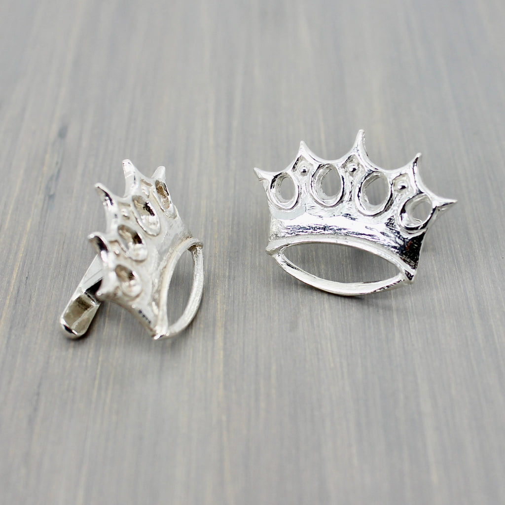 Crown Cuff Links