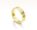 Triple Banded 18K Gold Ring