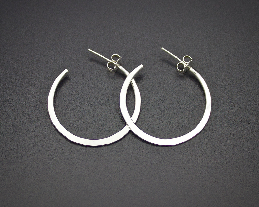 Flat Forged Hoops