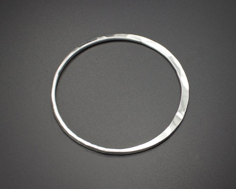 Double Forged Bangle