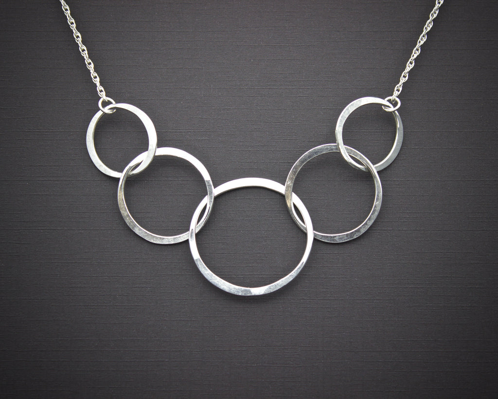 Loop Link Necklace