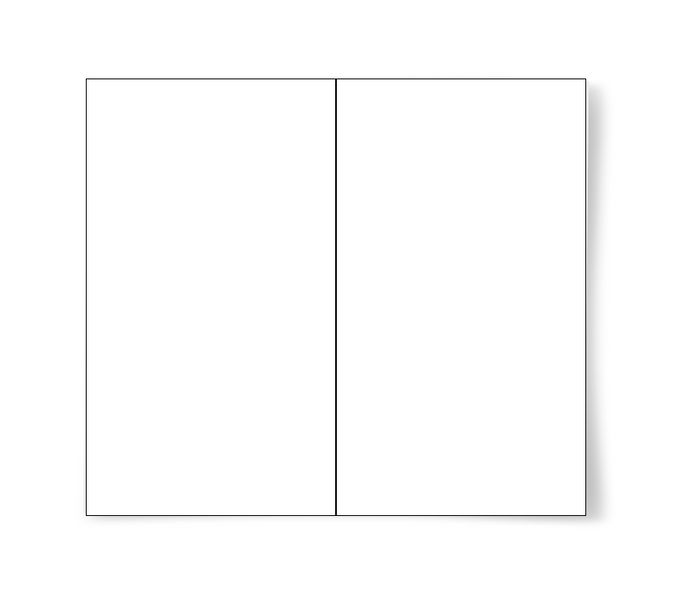 self adhesive white blank half page shipping labels digiorangelabels