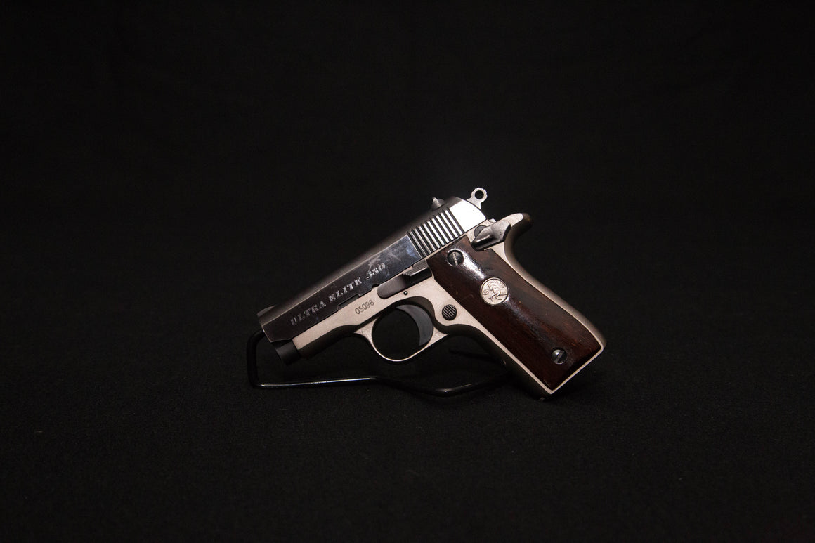 Colt Ultra Elite Government- Two Tone 380