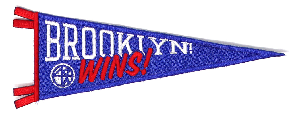 BROOKLYN WINS PATCH