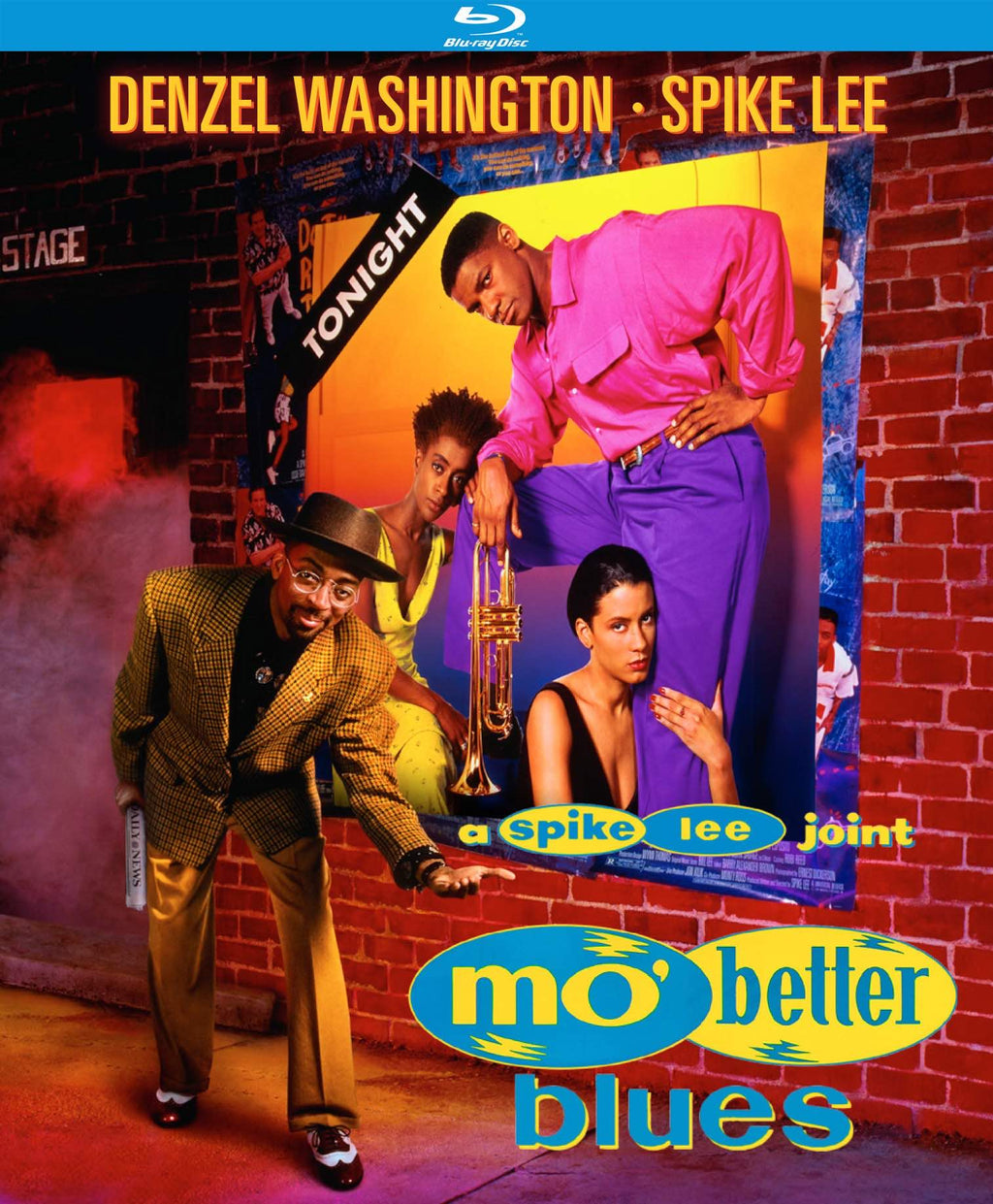 MO' BETTER BLUES Blu-Ray