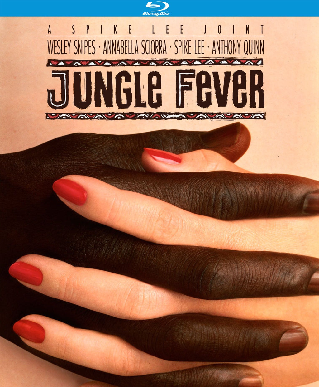 JUNGLE FEVER Blu-Ray