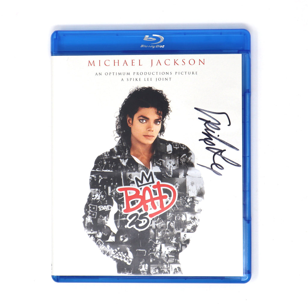 Michael Jackson BAD 25 Blue Ray