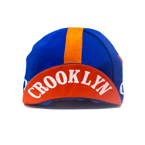Orange And Blue Skies Biker Hat