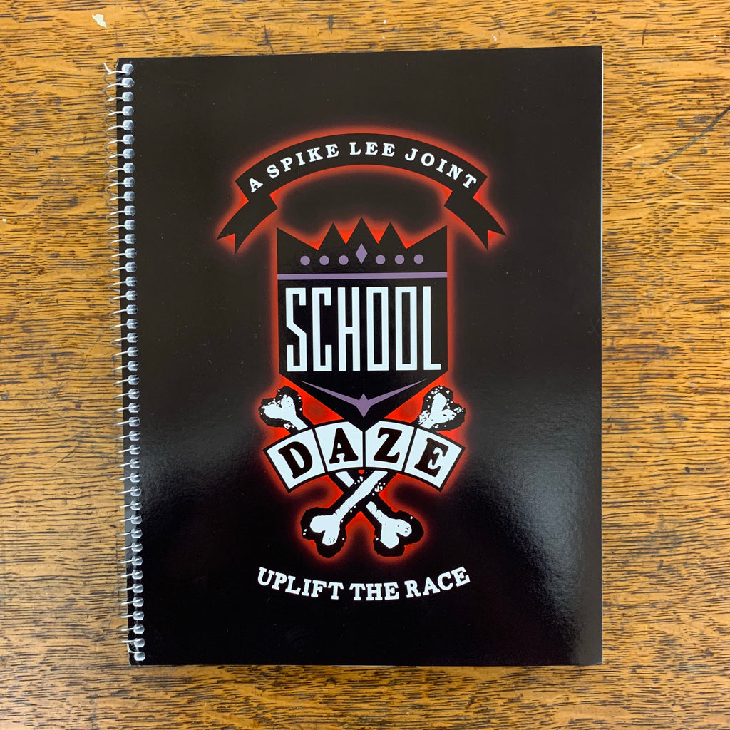 SCHOOL DAZE Notebook